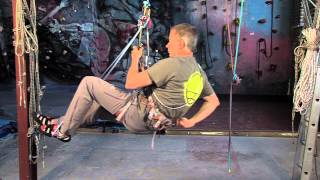 Ascending a Rope using a Ropeman