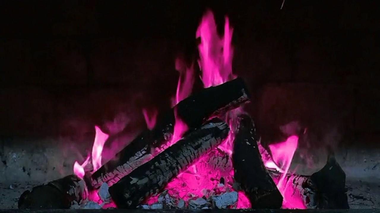 Fireplace *3 HOURS*- Crackling Burning - YouTube
