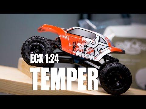 ECX Electrix RC Temper 1:24 RC Rock Crawler
