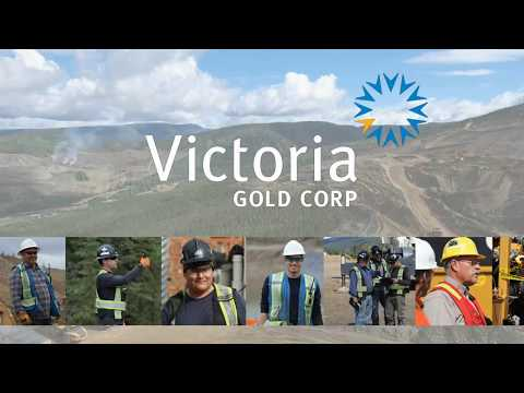 Victoria Gold Eagle Gold Mine Construction - July 2018