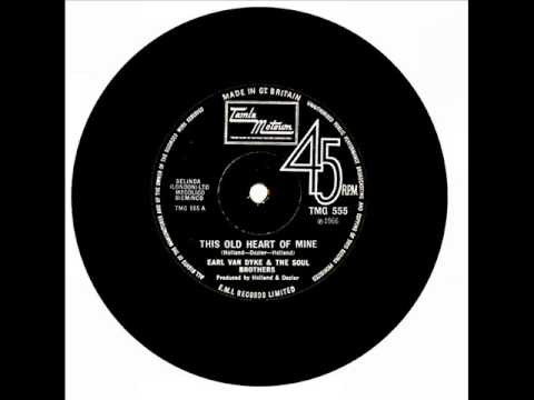 Earl Van Dyke & The Soul Brothers - This Old Heart Of Mine
