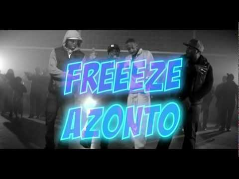 AZONTO - Fuse ODG ft. Tiffany OFFICIAL VIDEO (OUT on iTUNES)