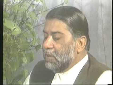 Zafarulla Jamali (1st) & Shaheen Butt - Oct., 1991