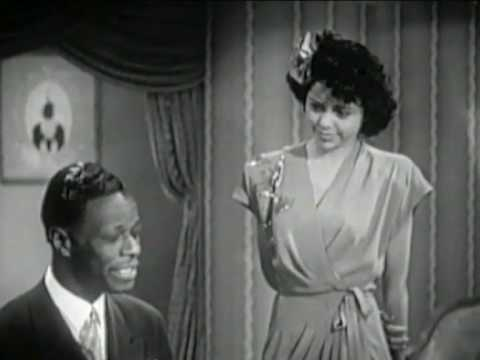 "Nat King Cole & Ida JAMES "" Is You Is Or Is You Ain't My Baby "" !!!"