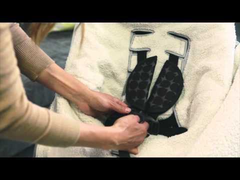 JJ Cole Original Bundleme - The Original Bunting Bag For Strollers And Carseats