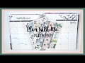 PLAN WITH ME // MARCH 2017 // ERINC ONDREN LIFE PLANNER