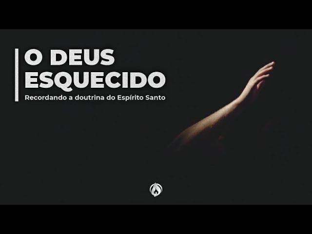 DEUS PRESENTE NA HISTÓRIA - Pr. Fabiano Santana