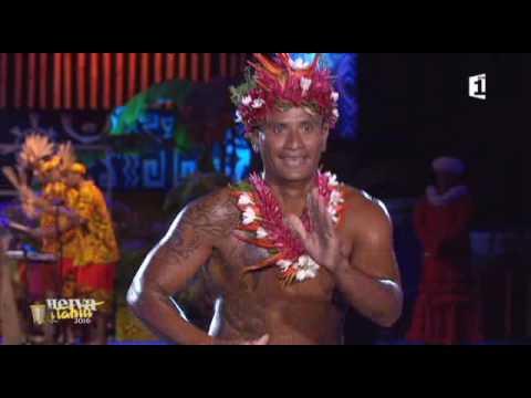 Meilleur danseur - TAMARII ANAU - Taaroa Tauaroa - Heiva 2016
