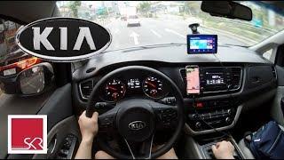 2018 KIA Sedona (KIA - Carnival) 2.2d POV Test Drive   4K