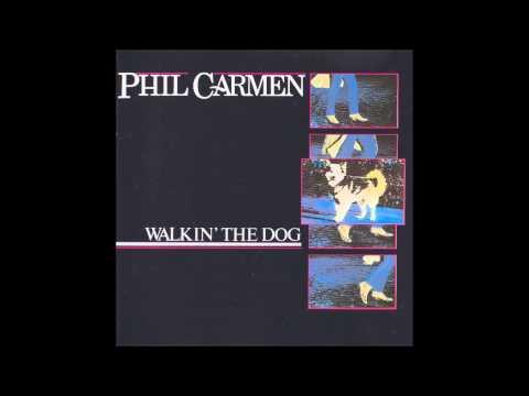 Phil Carmen  On My Way In LA HQ Audio