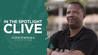 In the Spotlight - Clive Visiting The Etosha National Park