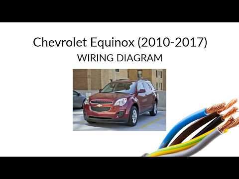 [SCHEMATICS_4PO]  Chevrolet Equinox - 2010-2017 - wiring harness diagram - YouTube | 2010 Chevy Equinox Wiring Diagram Download |  | YouTube