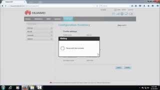 how to change huawei mobile wifi e5220 password