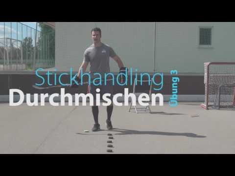 Eishockey Stickhandling Sommertraining