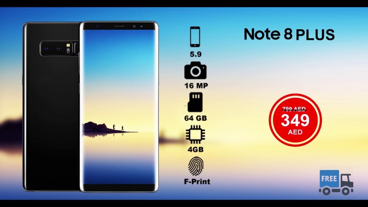 CCIT Note 8 Plus