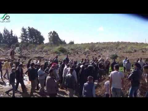 تشييع حبيب تشييع الاعلامي قيصر حبيب في بلدة زيزون 20-10-2014 - YouTube