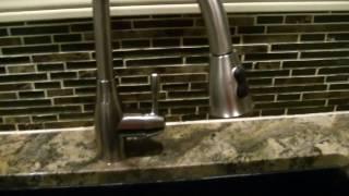 Aquasource Pull Down Kitchen Faucet