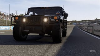 Forza Motorsport 6 - Hummer H1 Alpha 2006 - Test Drive Gameplay (XboxONE HD) [1080p60FPS]