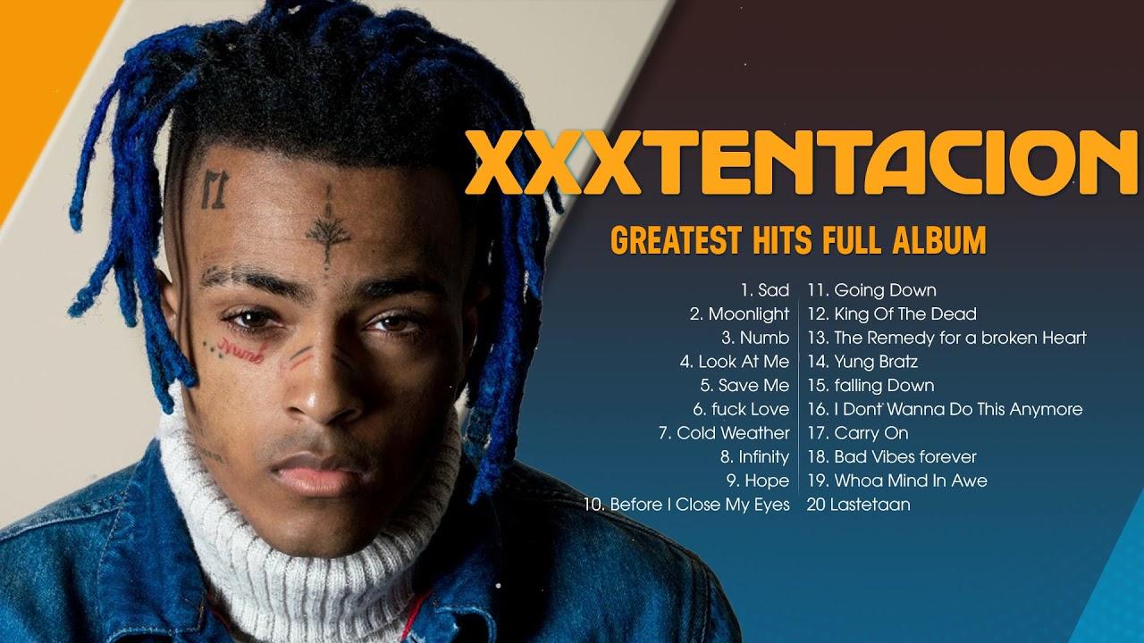 X.X.X.T.E.N.T.A.C.I.O.N Greatest Hits 2021 full album VOL 2