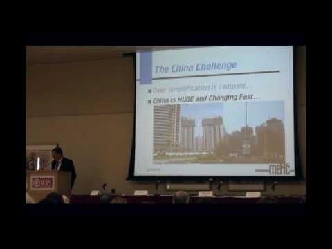 WPI's US-China Link Initiative - Plenary Speech 3