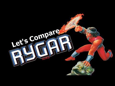 Let's Compare ( Rygar )