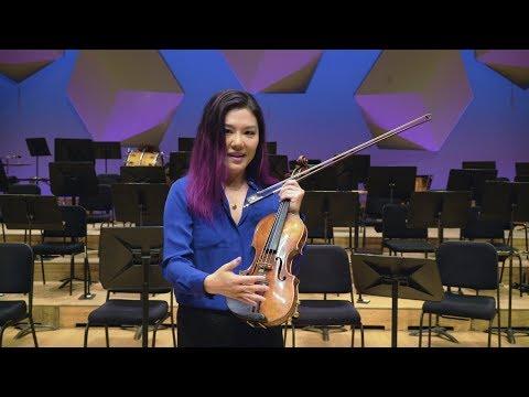 Minnesota Orchestra: Violin Demonstration