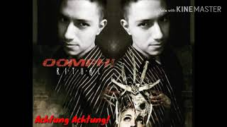 OOMPH - Achtung Achtung (Vocal Cover) by Holy Dero.