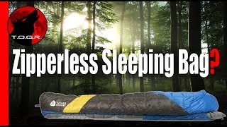 Sierra Designs Cloud 35 Sleeping Bag – Zipperless Sleeping Bag Review thumbnail