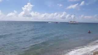 The flying fish at Dakila Beach Resort Brgy Hugom-Laiya San Juan Batangas