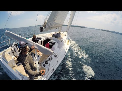 Sailing Croatia's Nature Wonderland I - Tranquilo Sailing Around the World Ep.5