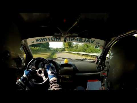 Cameracar BORGOGNO IGUERA  16° Moscato Rally 2017