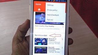 How to Remove Youtube Recommended Videos in Phone (No Sign in)
