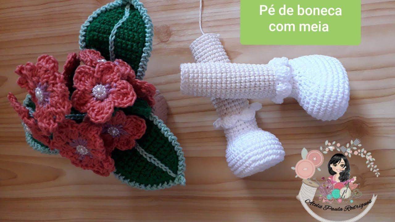 Boneca Amigurumi Crochê - Alice no Elo7 | Ateliê Diana Ducheiko ... | 720x1280