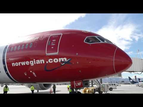 Travel Today - Norwegian Celebrates New Nonstop Flights from Scandinavia to Las Vegas