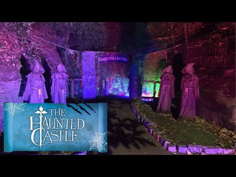 Warwick Castle - The Haunted Castle Vlog October 2017
