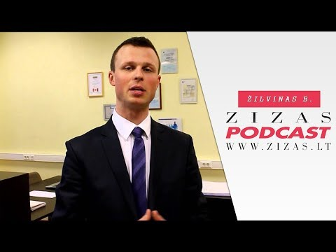 Zizas Academy Radio #5: Žilvinas Butkevičius