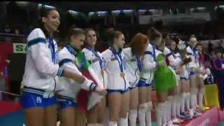Live: USA v Italy - FIVB Volleyball Girls' U18 World Championship Peru 2015