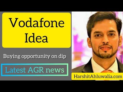 Vodafone Idea AGR news latest buying opportunity