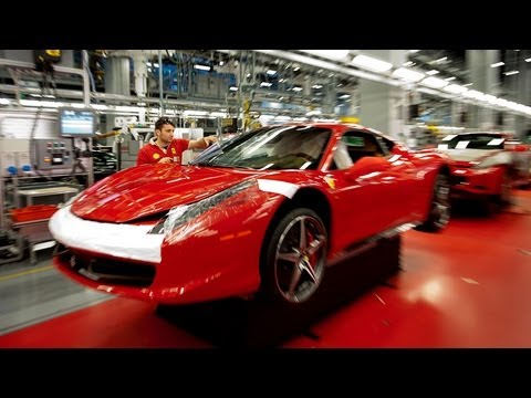 Italian Quake Shuts Down High-End Car Production