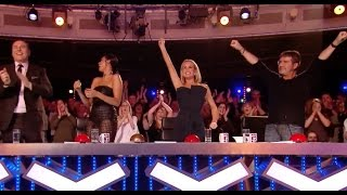 Ryan Tracey Makes History with a WORLD RECORD! | Week 3 | Britain's Got Talent 2017