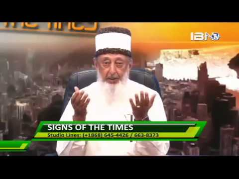 Sheikh Imran Hosein: Signs Of The Times New 2017 (Part #32)