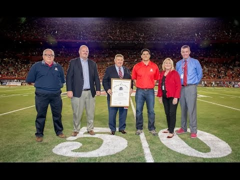 Tedy Bruschi Hall of Fame Ceremony and Jersey Retirement
