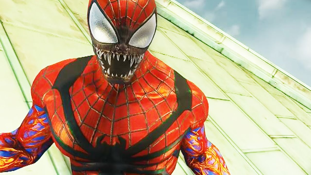 Carnage (The Amazing Spider-Man Video Games) | Villains ...