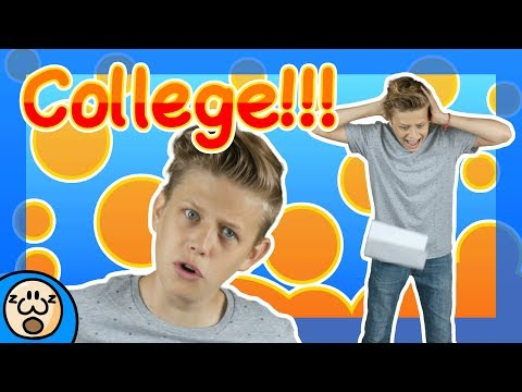 I'm Going to College... Oh No...