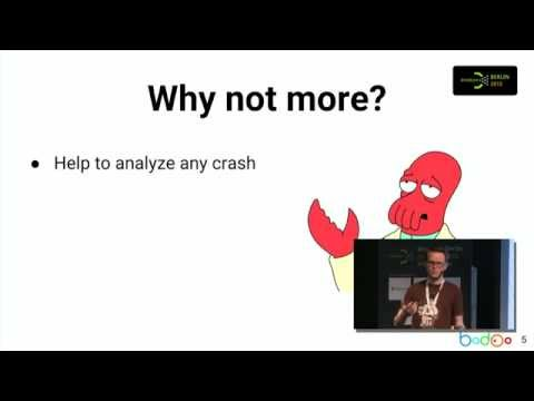 #droidconDE 2015: Erik André – Making the memory dump a powerful development tool
