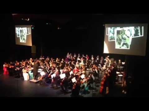 Athens Symphony Orchestra Spring 2014