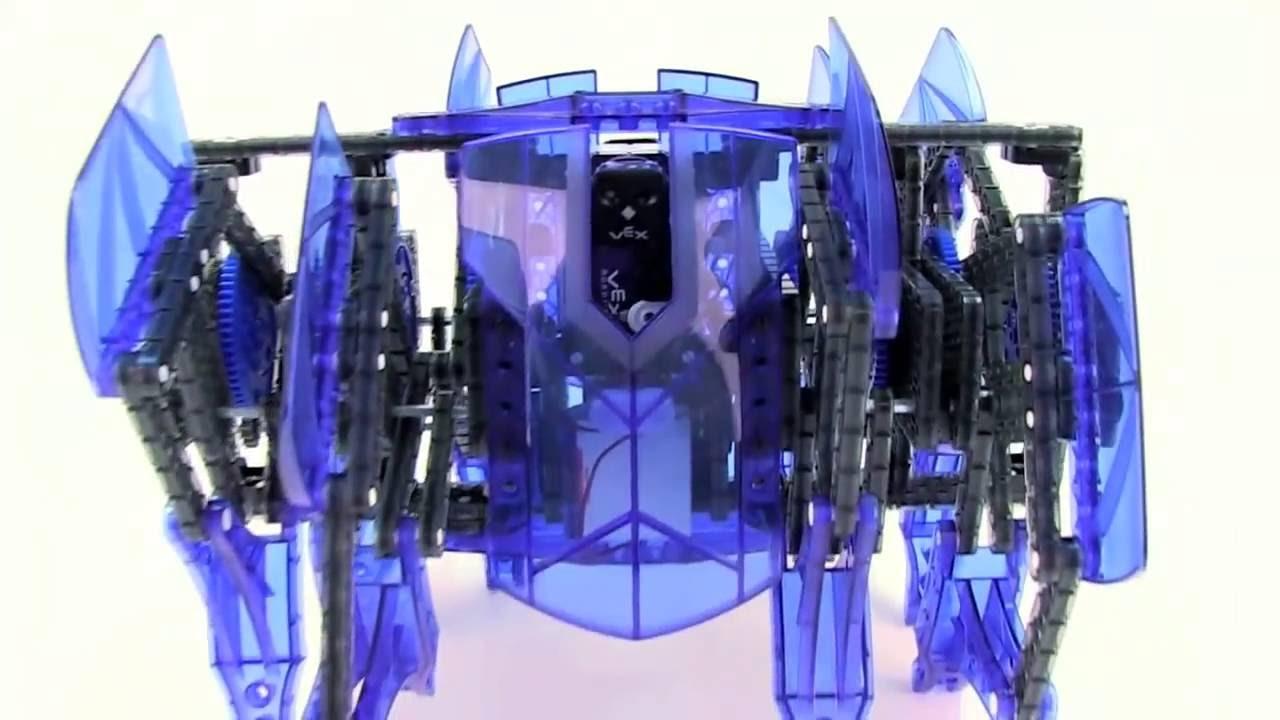 Hexbug Vex Robotics Strandbeast Youtube Hexbugcircuitboard14