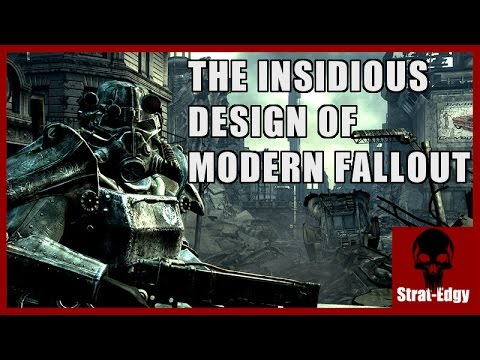 The Insidious Design Of Modern Fallout Games