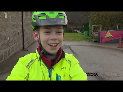 Adventure Aberdeen gears up after securing substantial funding - STV News 13.12.2018