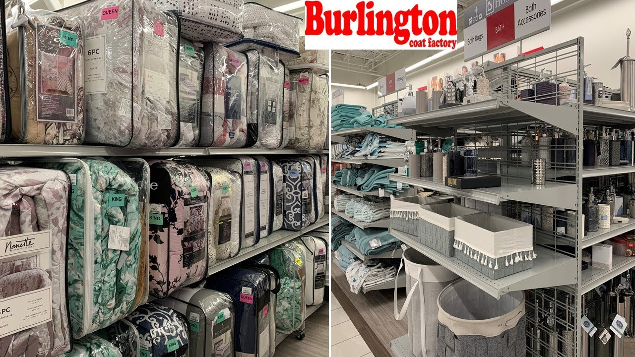 Burlington Bedroom Decor * Bathroom Decoration Accessories  Shop With Me  4